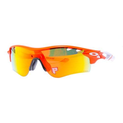 [OAKLEY] 오클리 레이더락 패스 선글라스 OAKLEY OO9206-08 Radar lock(A) Path Blood Orange w/ Fire Iidium PolarizedOAKLEY아이웨어